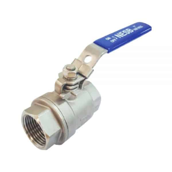 2-PC Body Ball Valve Featured