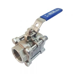 3-PC Body Ball Valve Featured