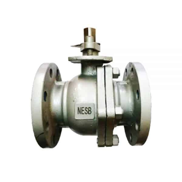 C.I Ball Valve Flange JIS 10K End Featured