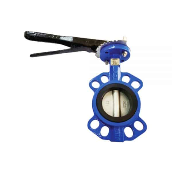 C.I Butterfly Valve (Level) Universal Pinless Featured