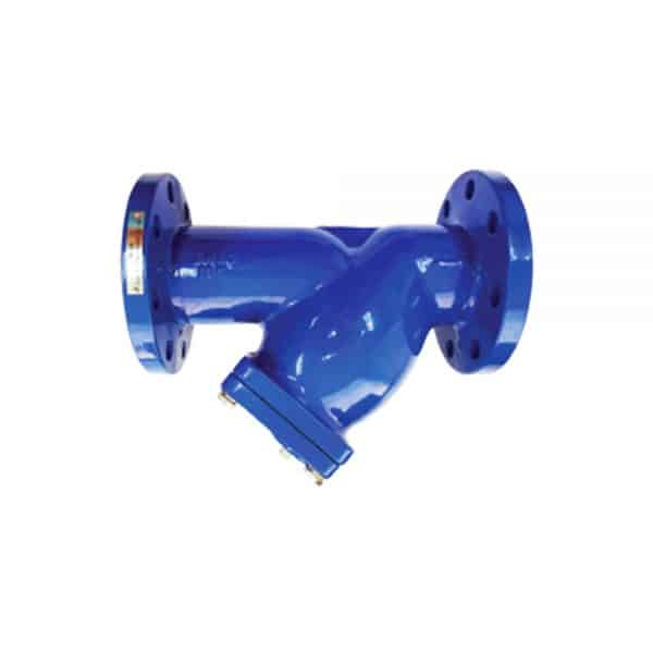 C.I Y-Strainer Flange End Featured