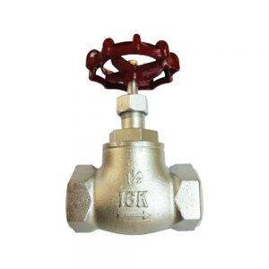 Ductile Iron Globe Valve 16K Featured