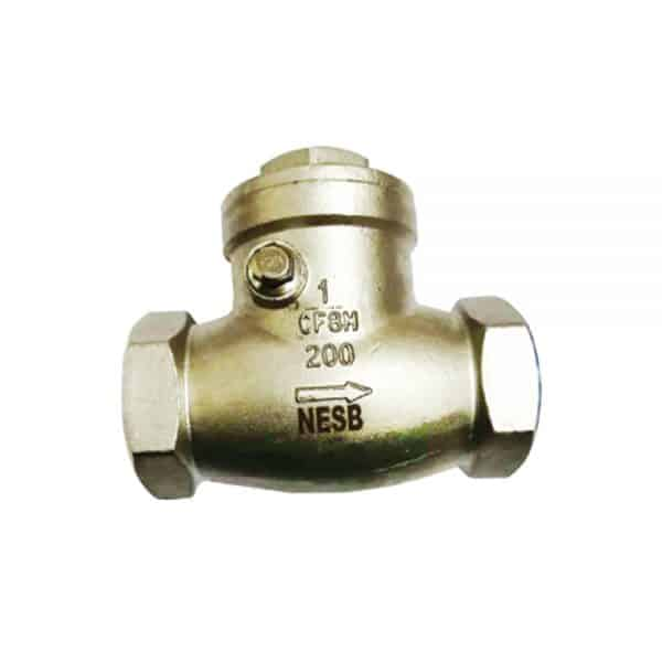 SS Swing Check Valve Featured