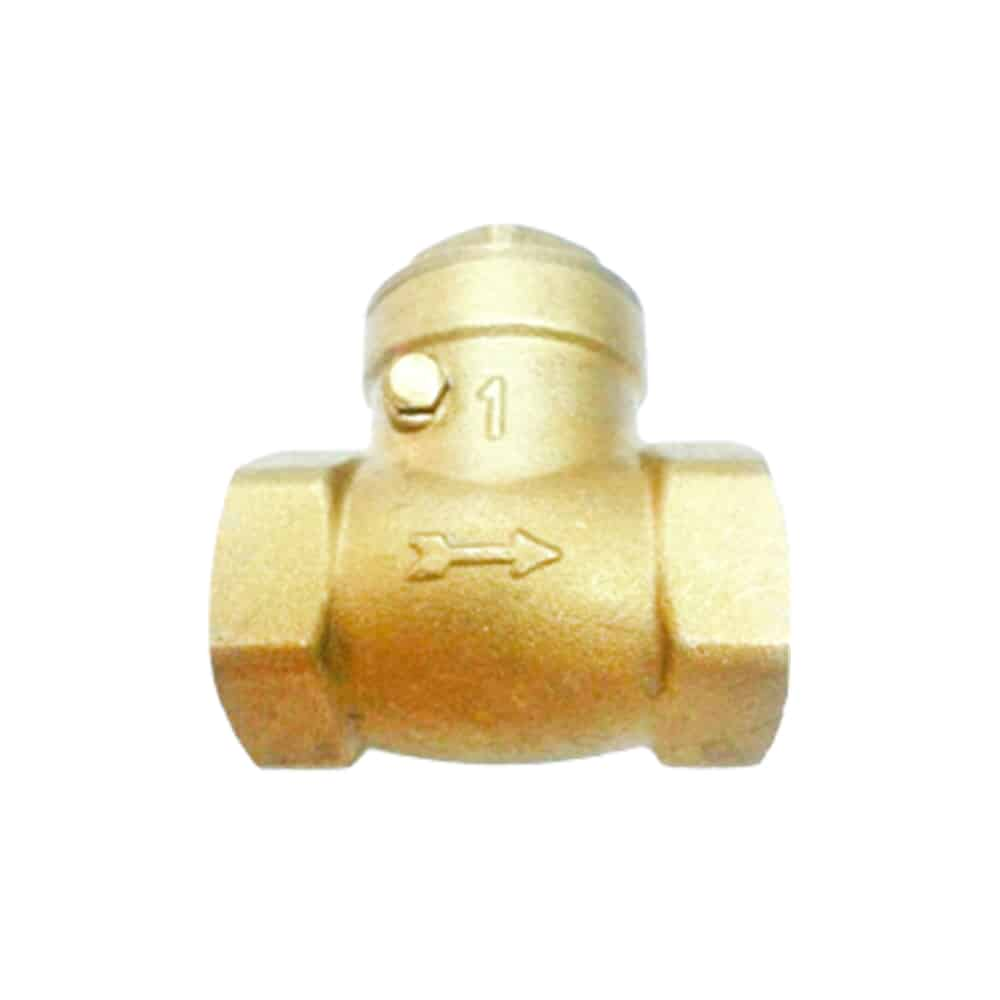 Swing Check Valve Screwed End Featured